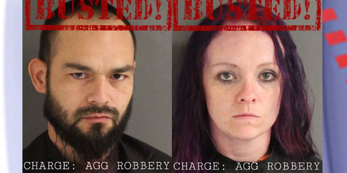 Rusk County Sheriff's deputies arrest 2 in connection to 'damsel in distress' robbery