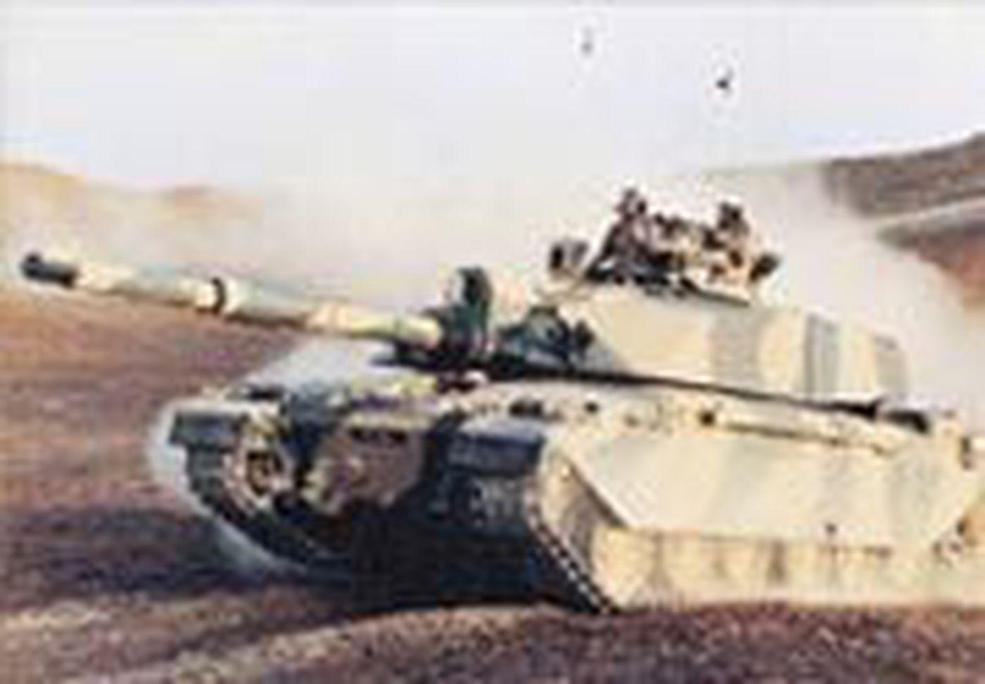 ef15073d414c Challenger 2 Main Battle Tank