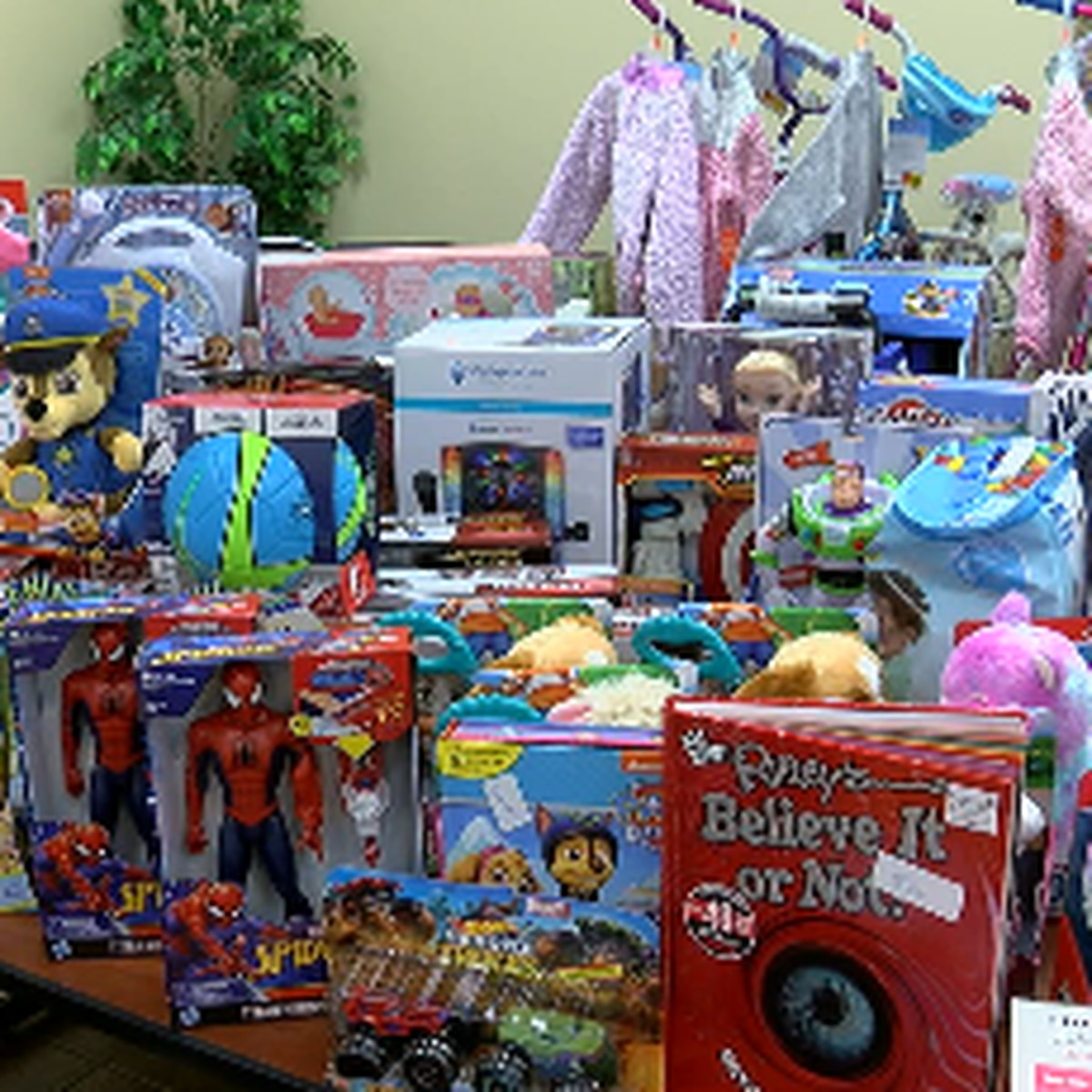 Scandrill adopts 140 angels from Angel Tree
