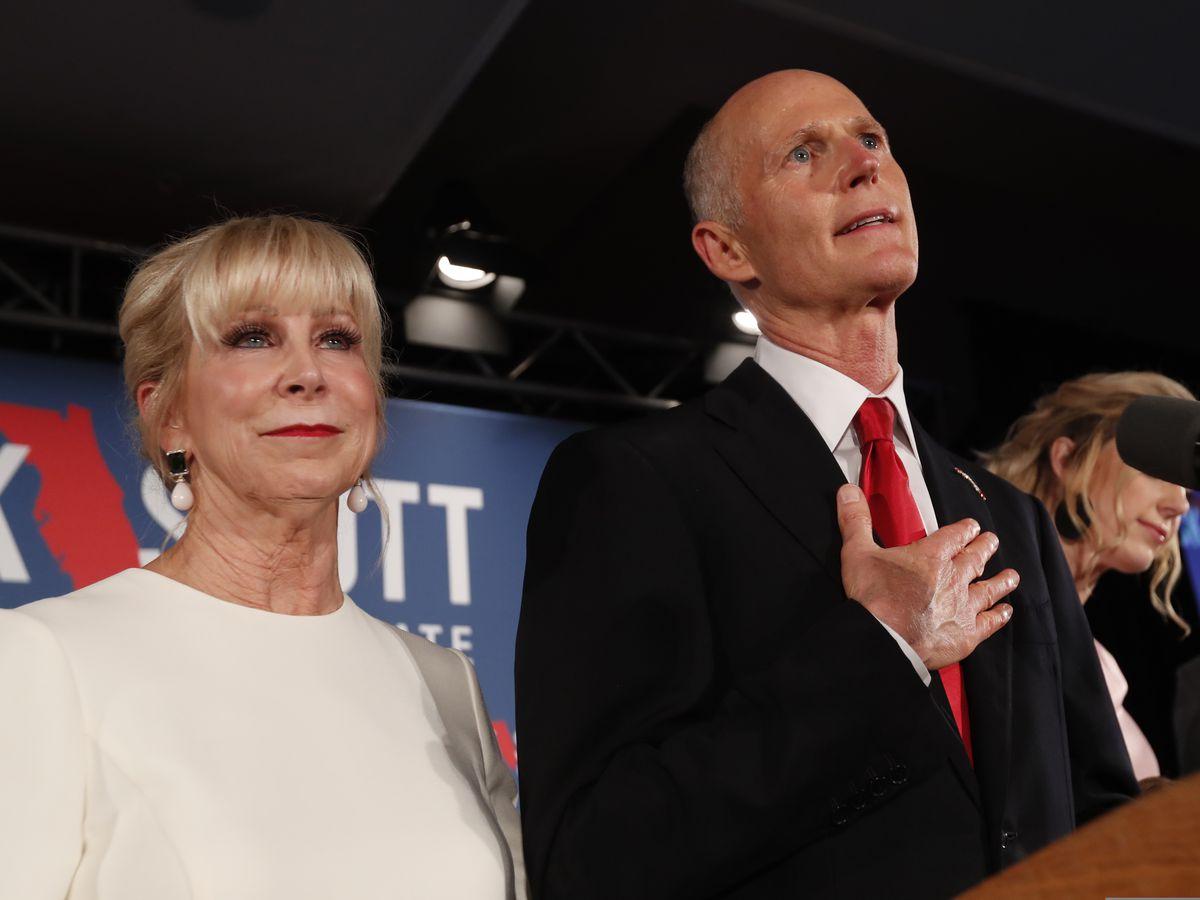 As Florida recount ends, Sen. Nelson concedes race to Scott
