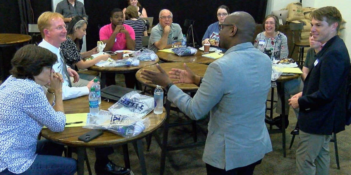 UT Tyler hosts local democratic debate focus group