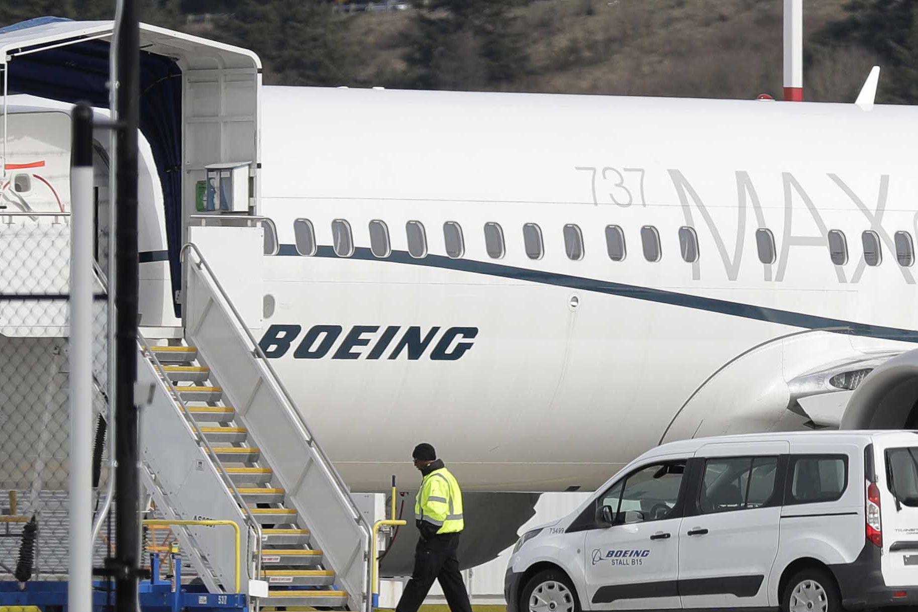 AP Source: Justice Dept. probing development of Boeing jets