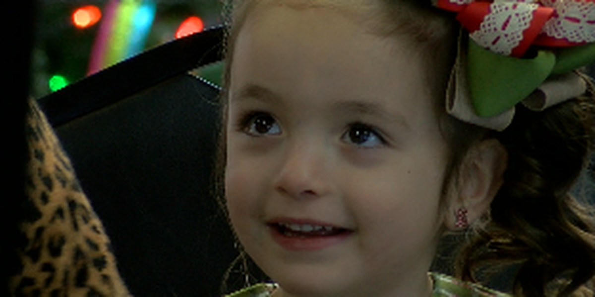 2020 Miracle Child has 'infectious smile'