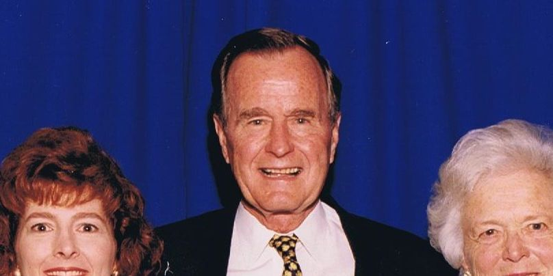 Palestine native shares connections to former President George H.W. Bush