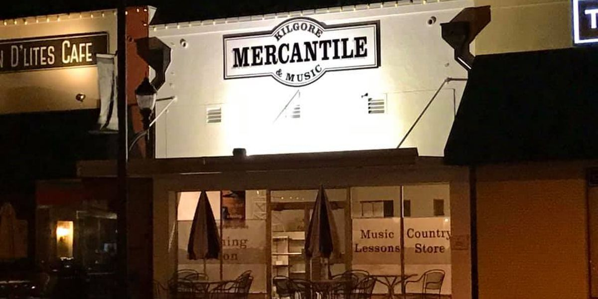 Mercantile store offers merchandise, nostalgia to visitors in downtown Kilgore