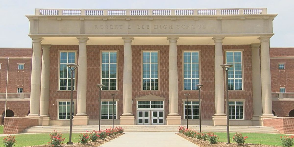 Petition aims to keep the name of Tyler's Robert E. Lee High School