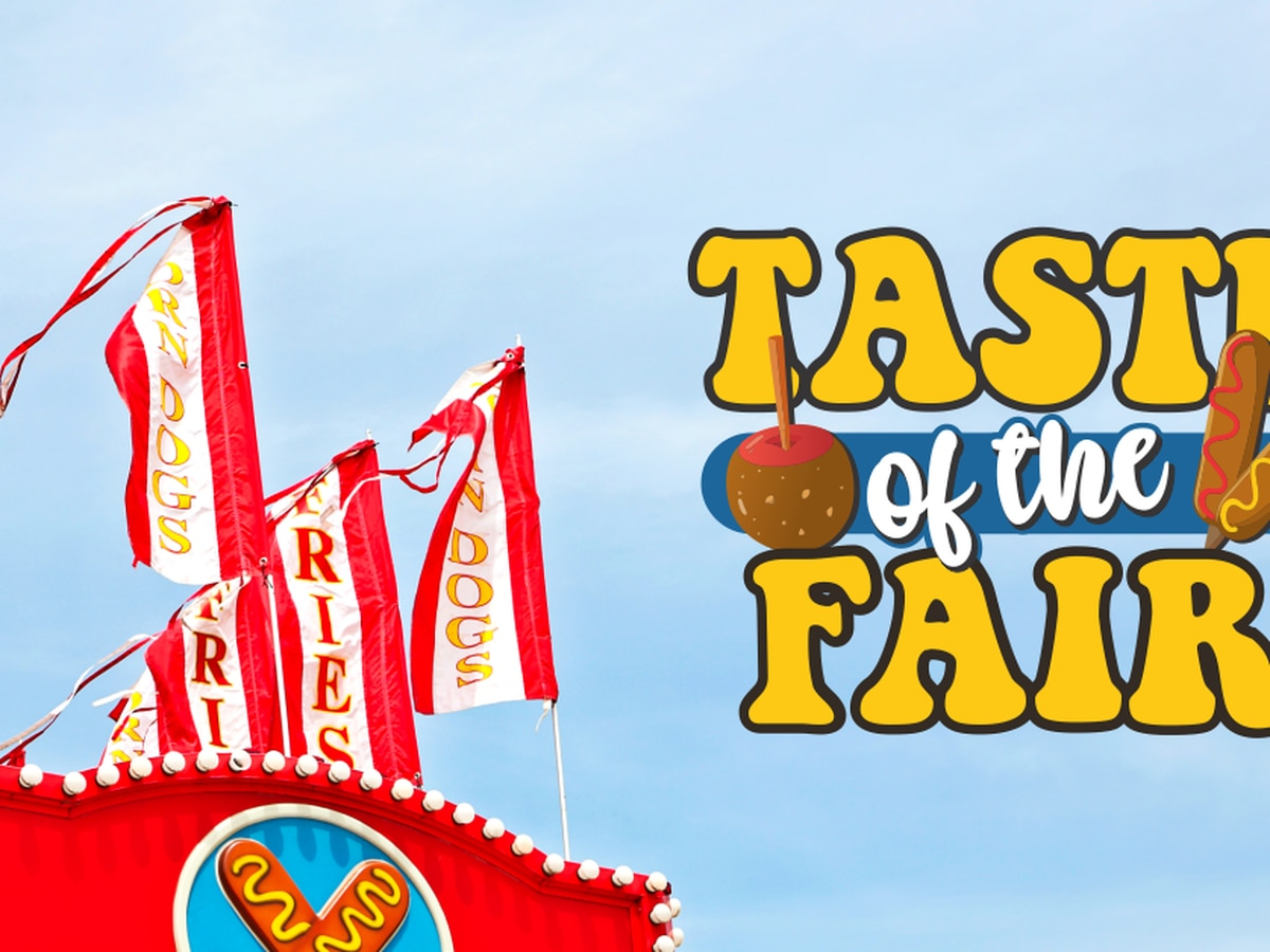 Taste of the Fair offers foodies a chance to chow down on East Texas State Fair favorites