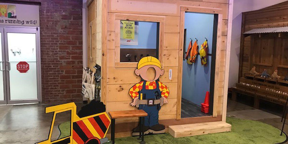 Longview WOW children's museum adds new Hardware Store exhibit