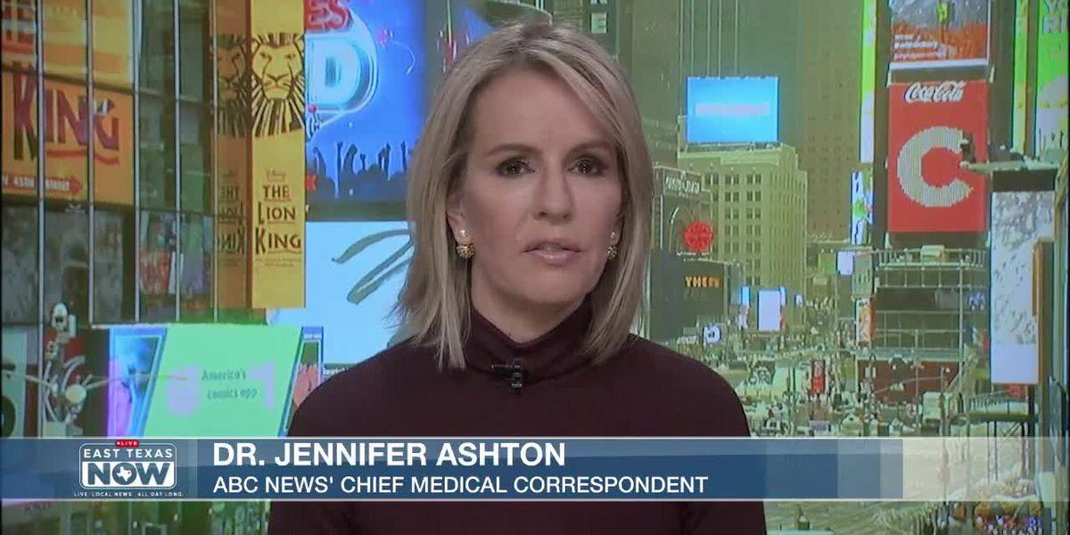 WATCH: ABC News' Dr. Jennifer Ashton says some COVID-19 variants evade immune system
