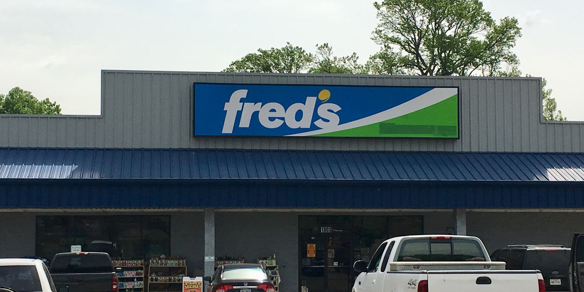 Fred's closing an additional 104 stores, 7 in East Texas