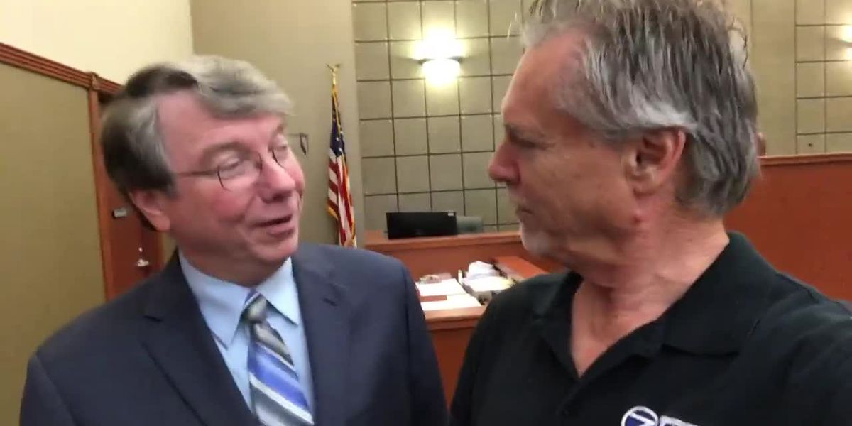 WEBXTRA: Judge David Brabham retiring as 188th District Judge