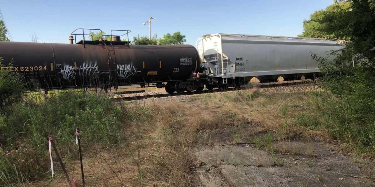 Tyler PD: Man killed by train while lying on tracks