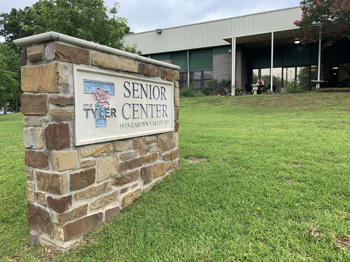 WEBXTRA: Tyler Senior Center closes due to increase in COVID-19 cases