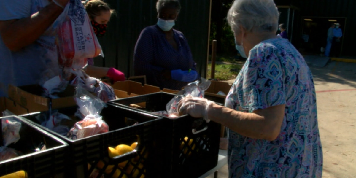 'Generous' donation opens door for Nacogdoches food pantry's expansion
