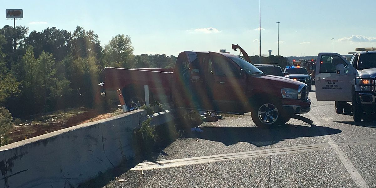 DPS responding to crash on Interstate 20 East at Highway 69