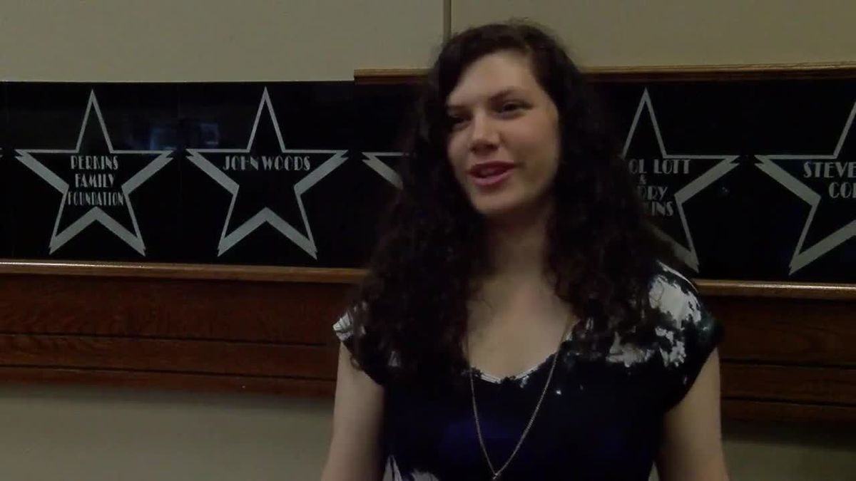 Video: 16-year-old playwright has play onstage at Tyler Civic Theatre
