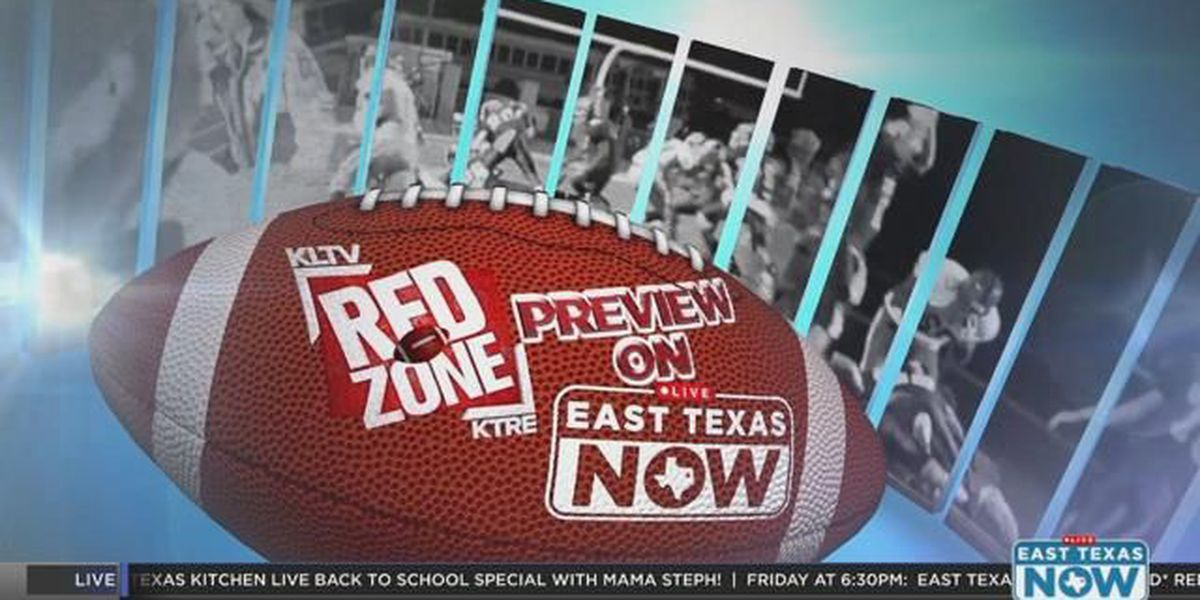 How to watch The Red Zone Preview on East Texas Now