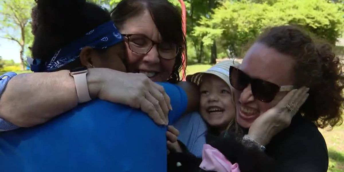 Foster parents of nearly 50 years: 'Every child needs someone to love them'