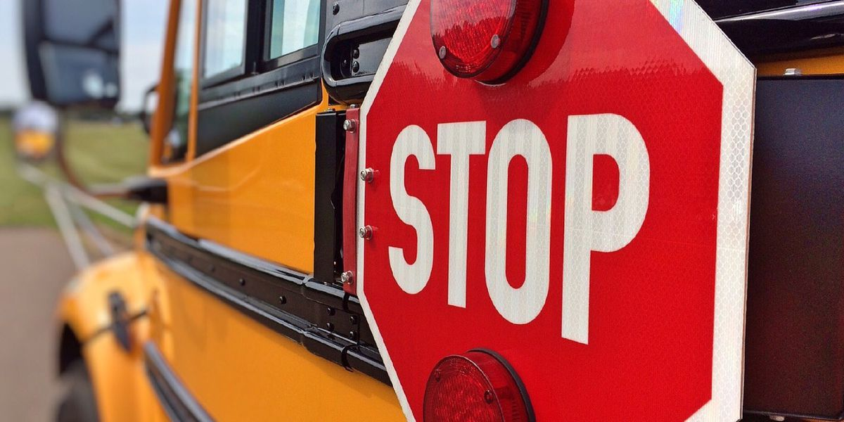 Athens ISD: Bus was struck by pickup truck on Hwy 175, no students injured