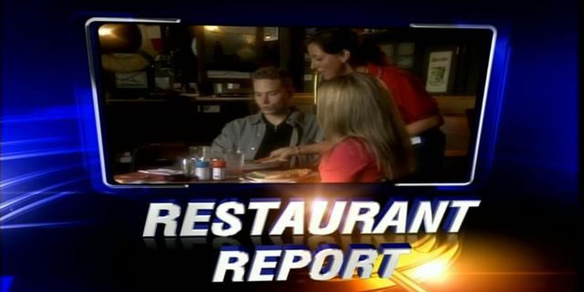 Restaurant Reports: Two popular restaurants have serious violations