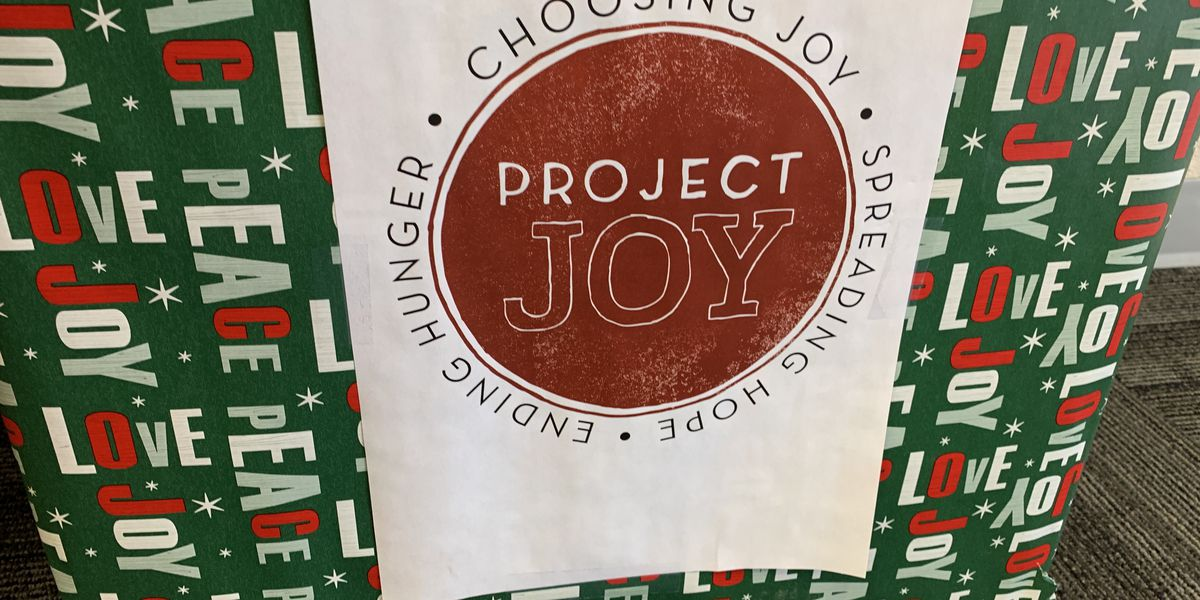 Project Joy needs increased donations due to pandemic