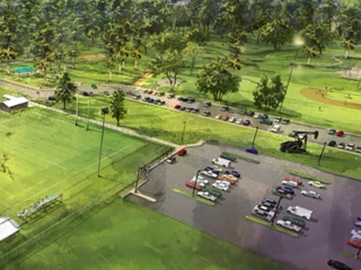 Longview parks to get facelift, new parking
