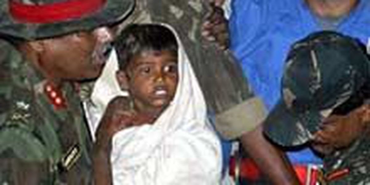 Boy Rescued After Two Days In Well