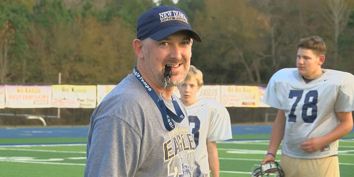 New Diana's Coplin leaving East Texas for job at Monticello High in Arkansas