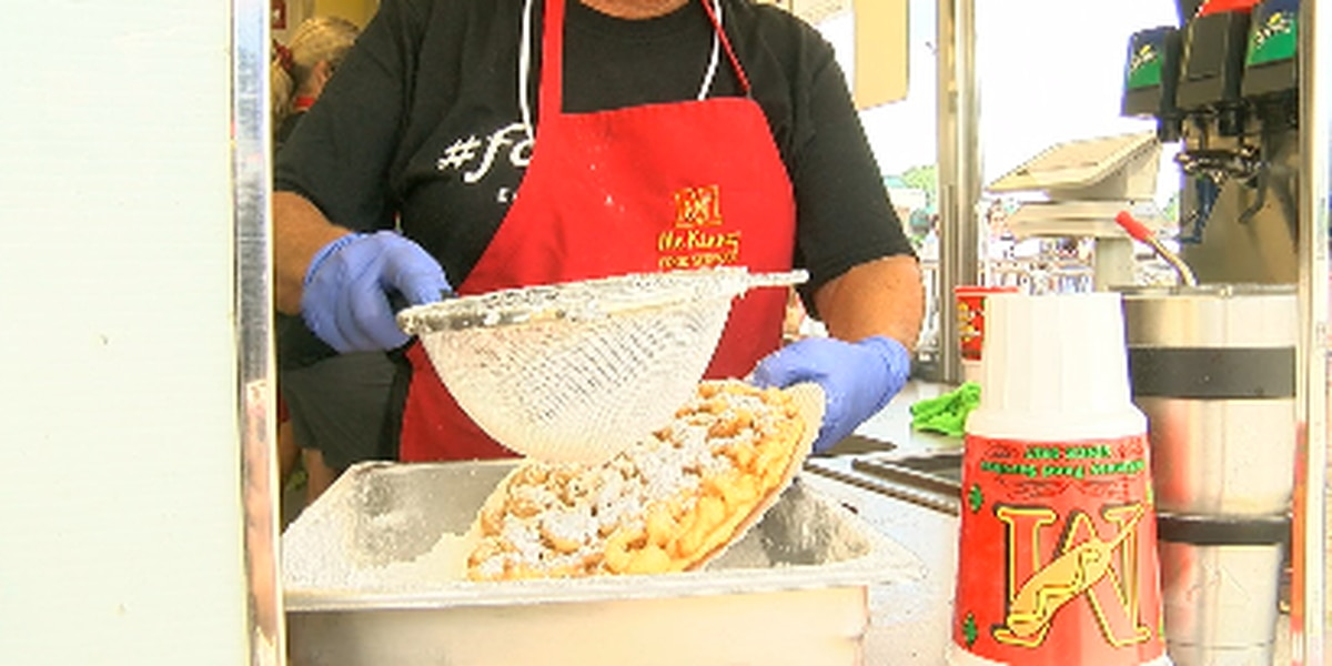 WEBXTRA: Fair Food Drive-In Days underway at East Texas State Fairgrounds in Tyler