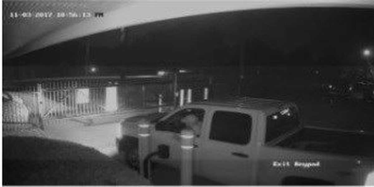 SCSO searching for suspect who stole travel trailer from Tyler storage facility