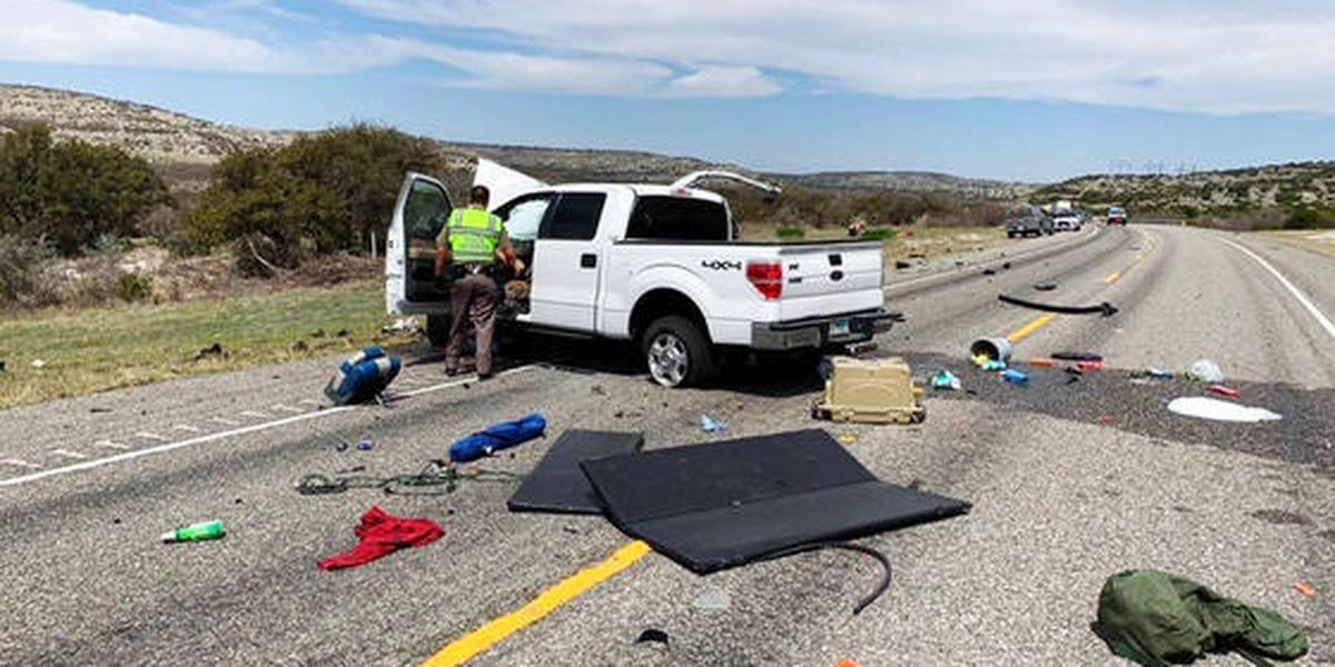 Texas truck driver indicted in deaths of 8 migrants in crash