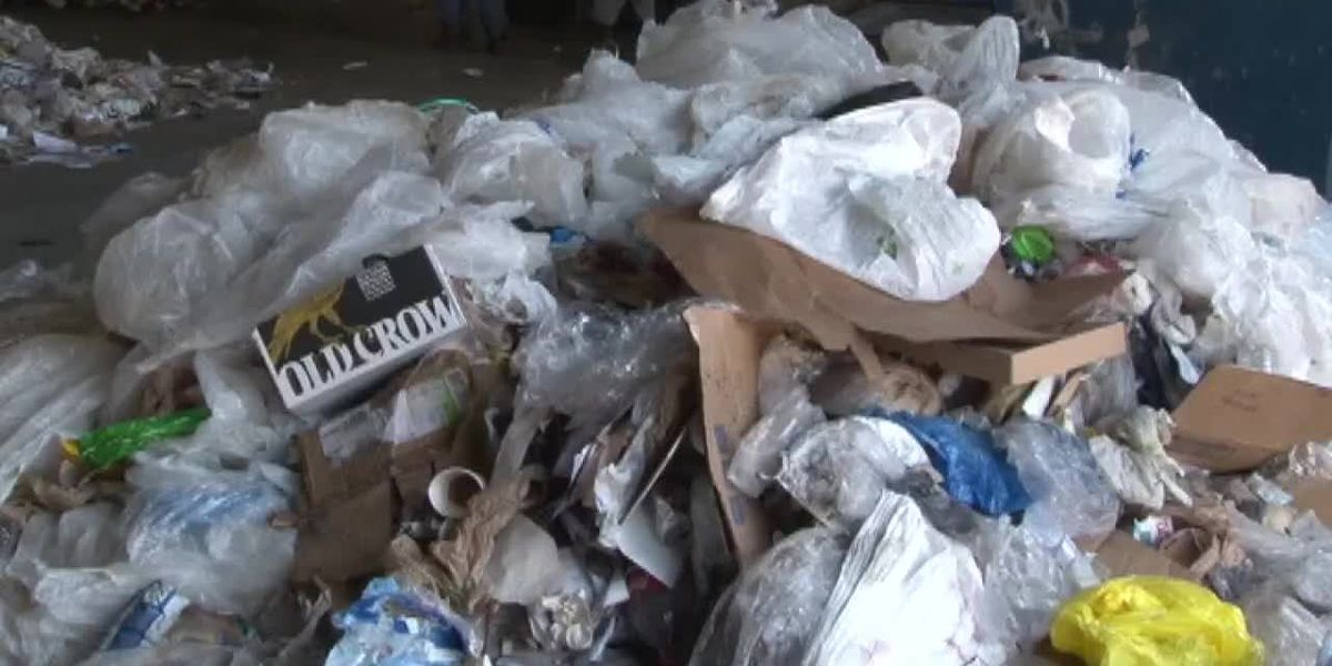 East Texas recycling exports affected by China restrictions