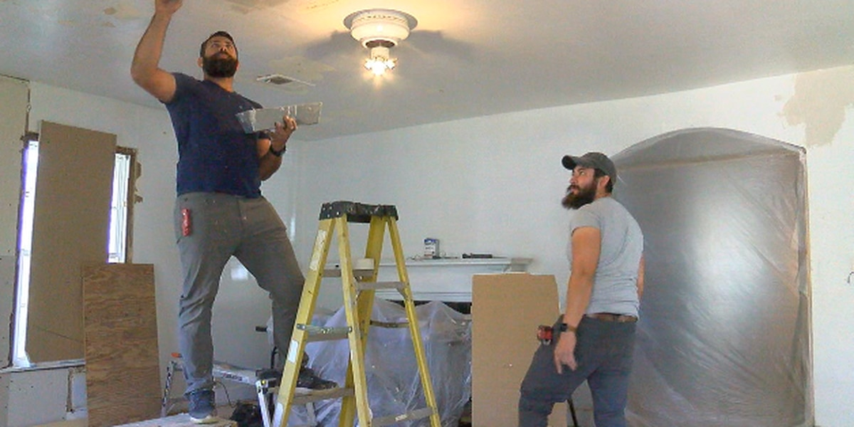 East Texas veteran's home renovated by Habitat for Humanity of Smith Co.
