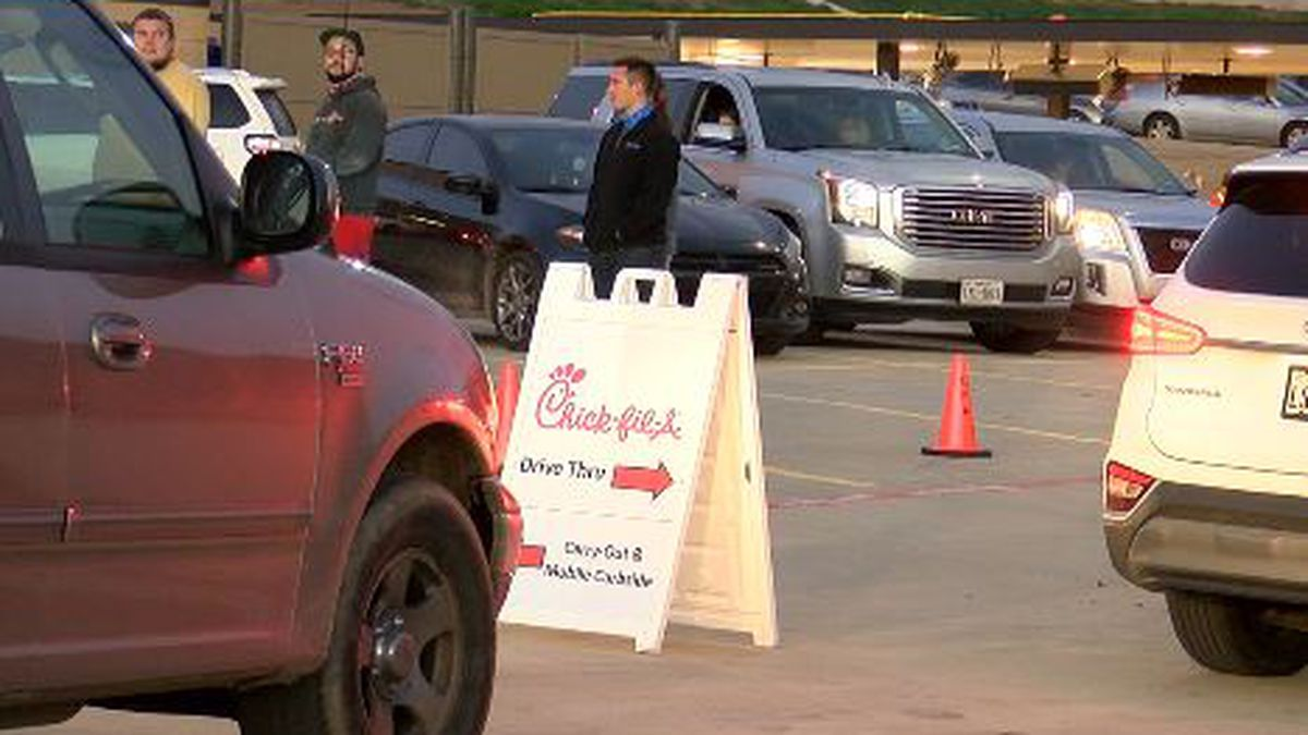 New Chick-Fil-A opens Tuesday in Lindale