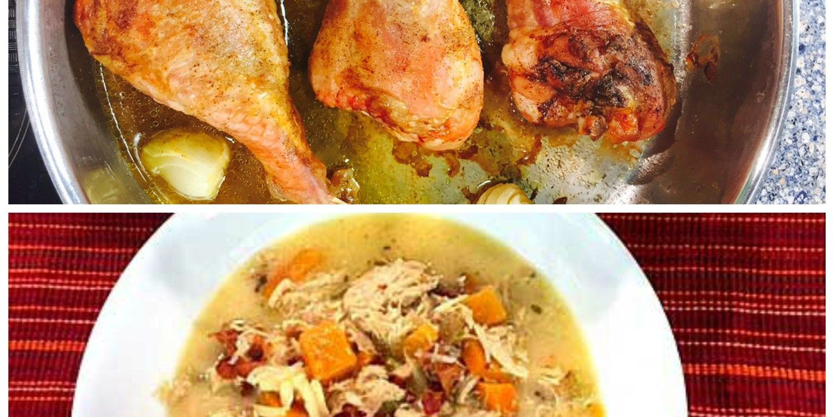 Thanksgiving leftovers rescue: Safe storage tips and a recipe