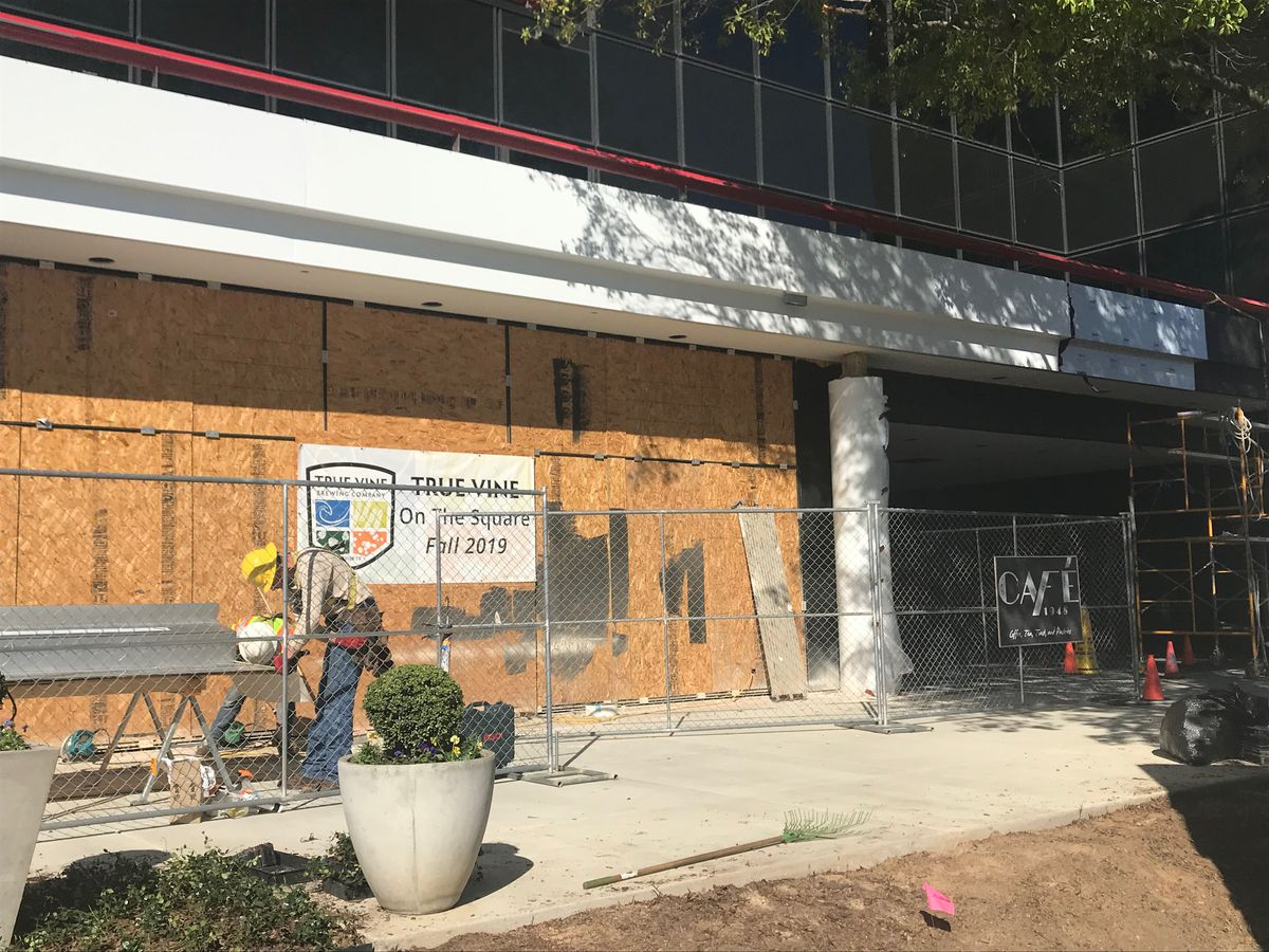 True Vine Brewing Company eyes November opening for downtown Tyler expansion