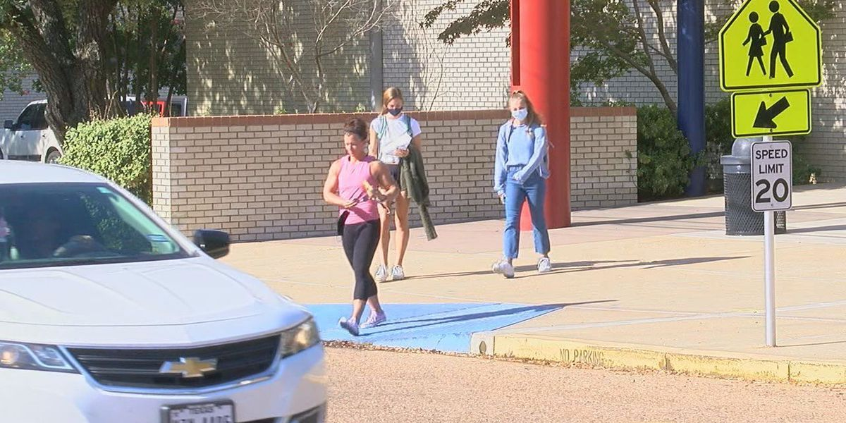 Kilgore College starts first day of fall semester