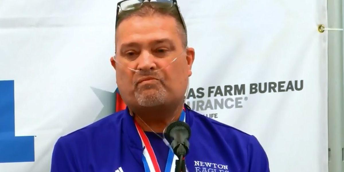 Newton Coach W. T. Johnston to retire April 1