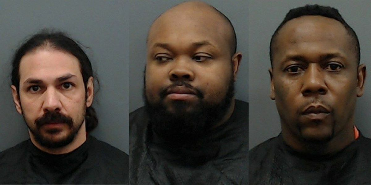 4 East Texans charged in meth conspiracy