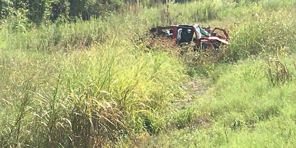 Tyler police: 4-year-old dies in rollover wreck on Highway 271