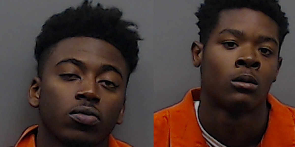 2 suspects charged after alleged robbery at Lindale motel