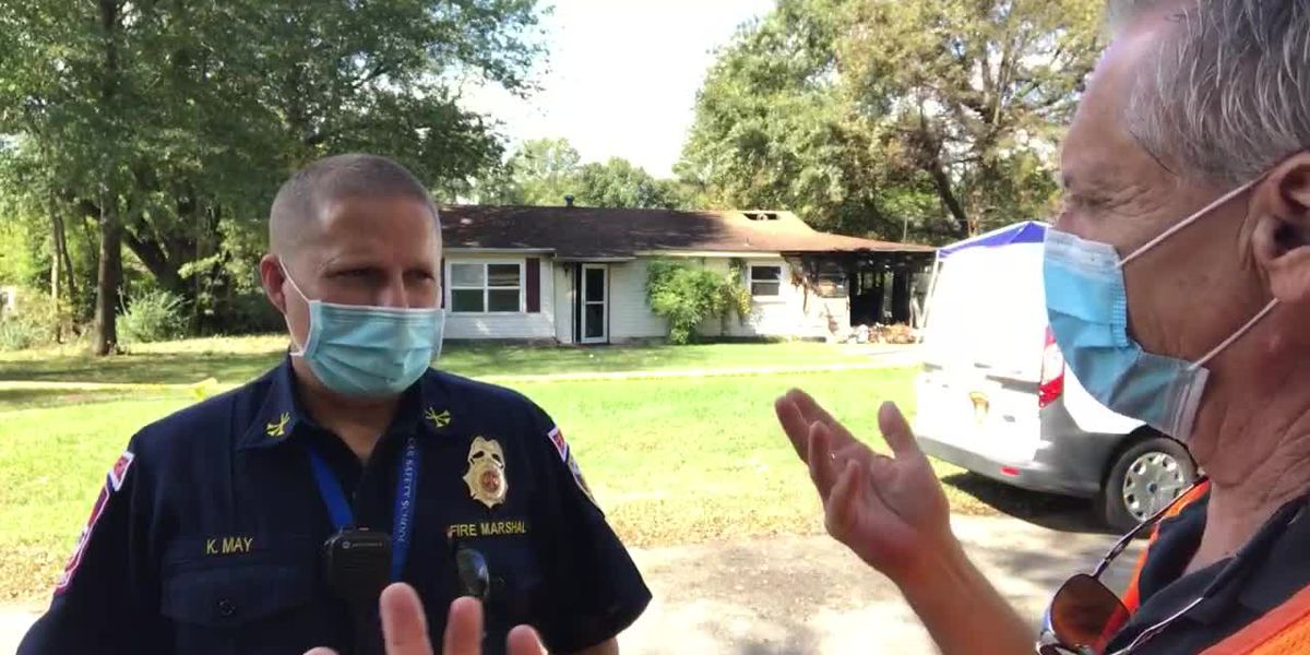 WEBXTRA: One person, three dogs dead in Longview house fire