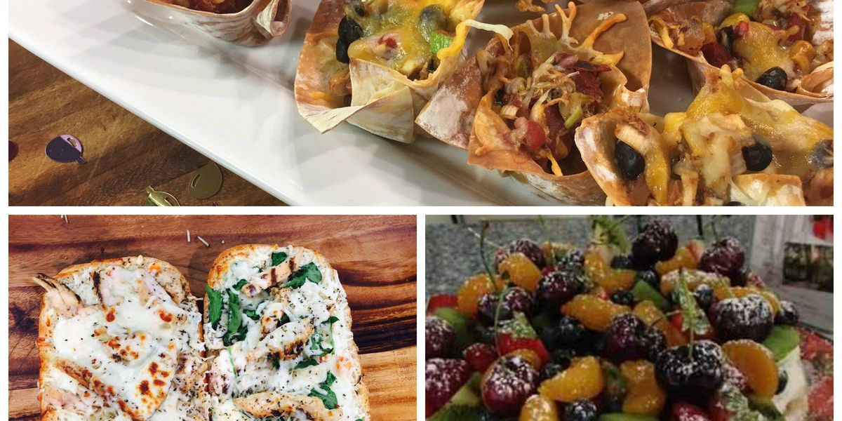 Oscar-worthy recipes from East Texas Kitchen and Mama Steph