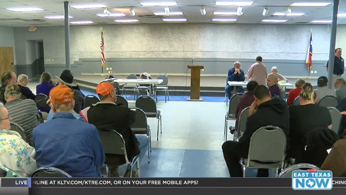 LIVE: Officials hold meeting about Jacksonville water issues