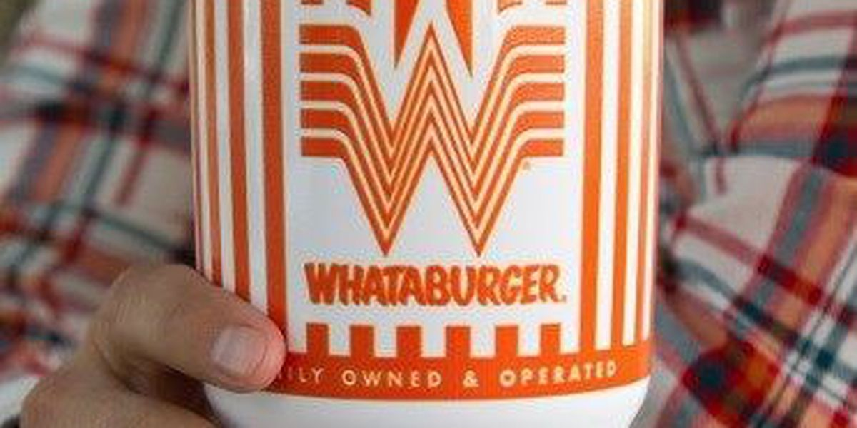 Whataburger launches new product to quench fans' thirst for logo swag