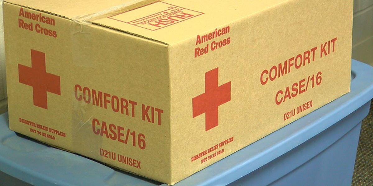 Local Red Cross making plans ahead of potential bad weather