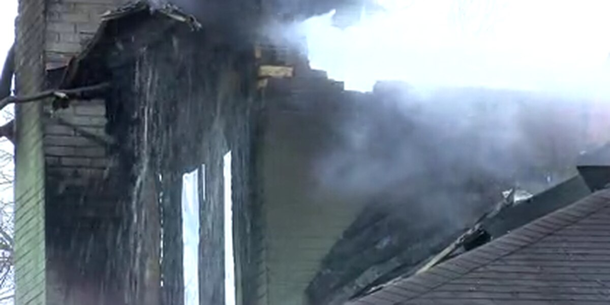One hospitalized after fire destroys East Texas home