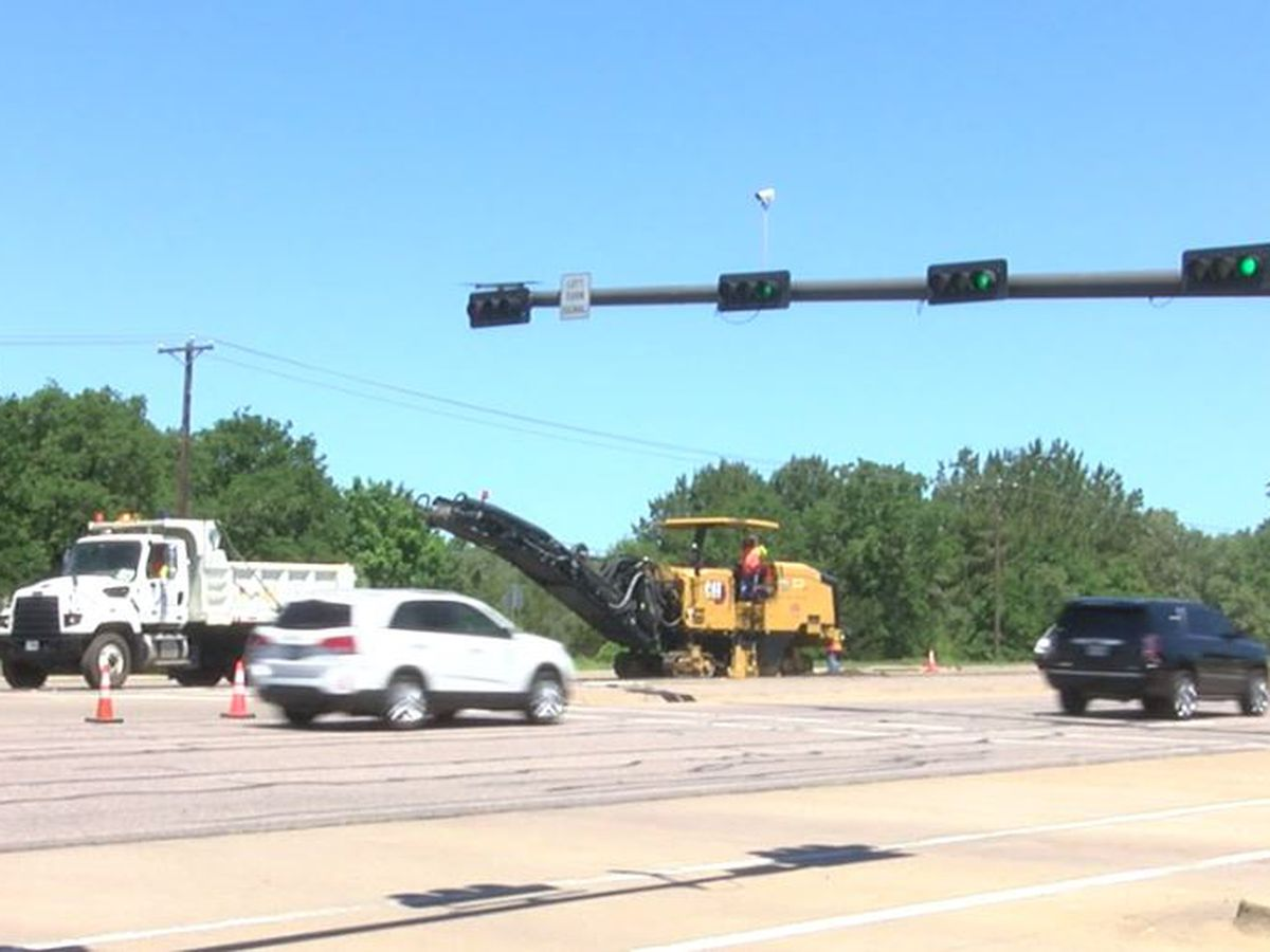 Roadwork on Tyler's Loop 323 to cause major traffic delays