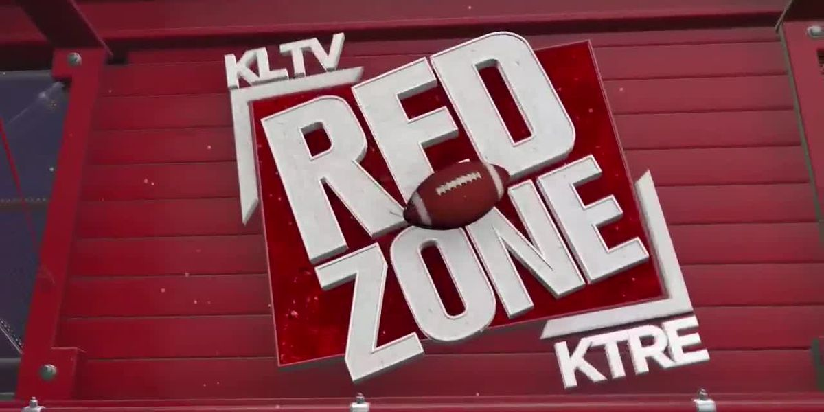 KLTV, KTRE Red Zone - Friday, WEEK 13, PART 4