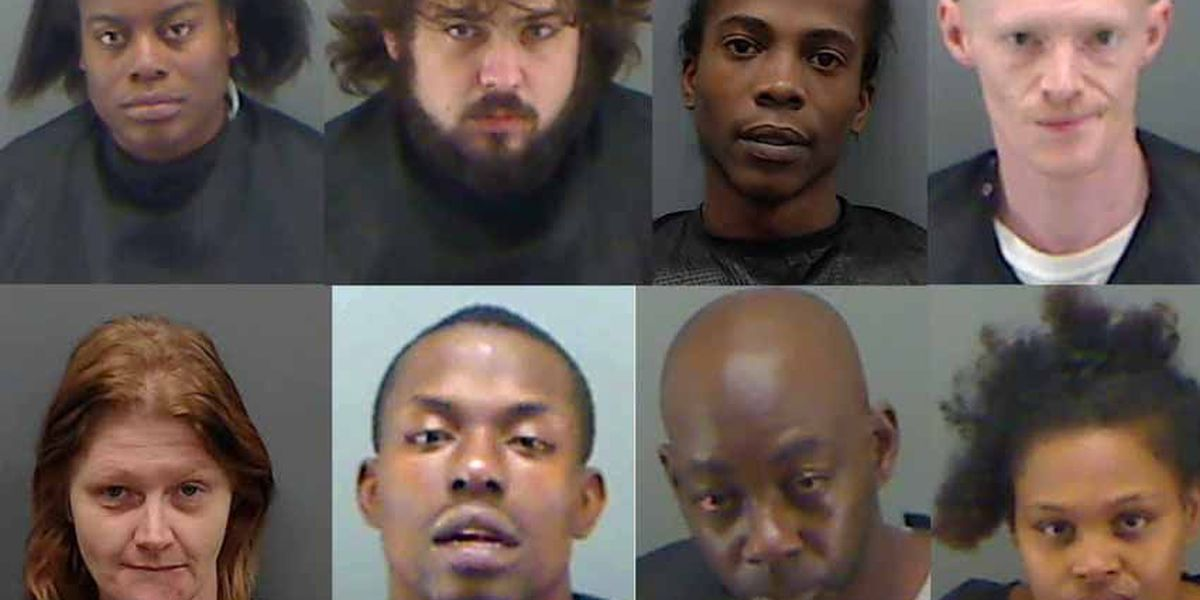 MUGSHOTS: Gregg County indictments for April 13-14